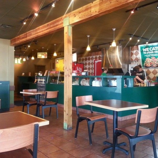 pita pit chose to go with our carlo stacking side chair for their