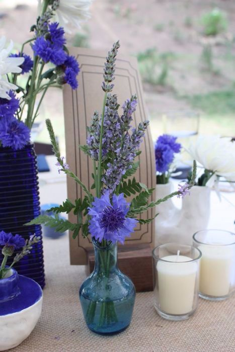 Testimonial I Get By With A Little Help From My Friends Fiftyflowers Com Lavender Wedding Flowers Cornflower Wedding Wedding Flowers