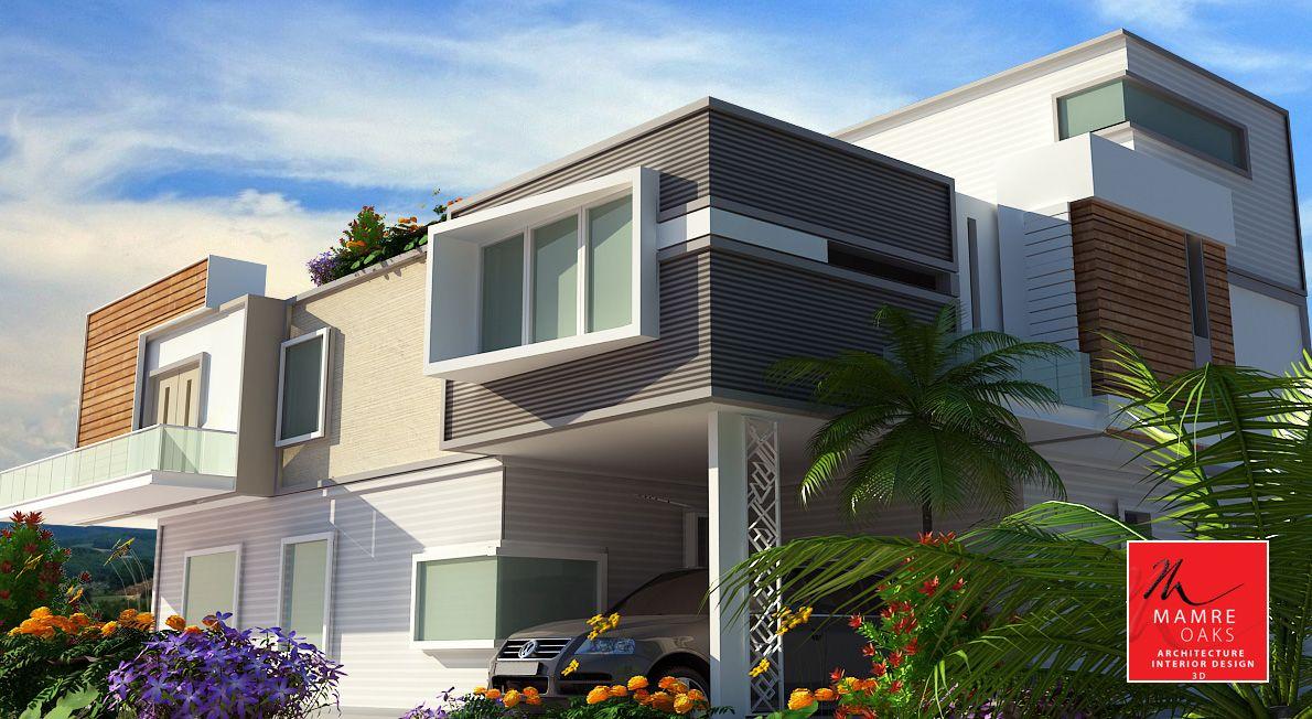 architect elevation design