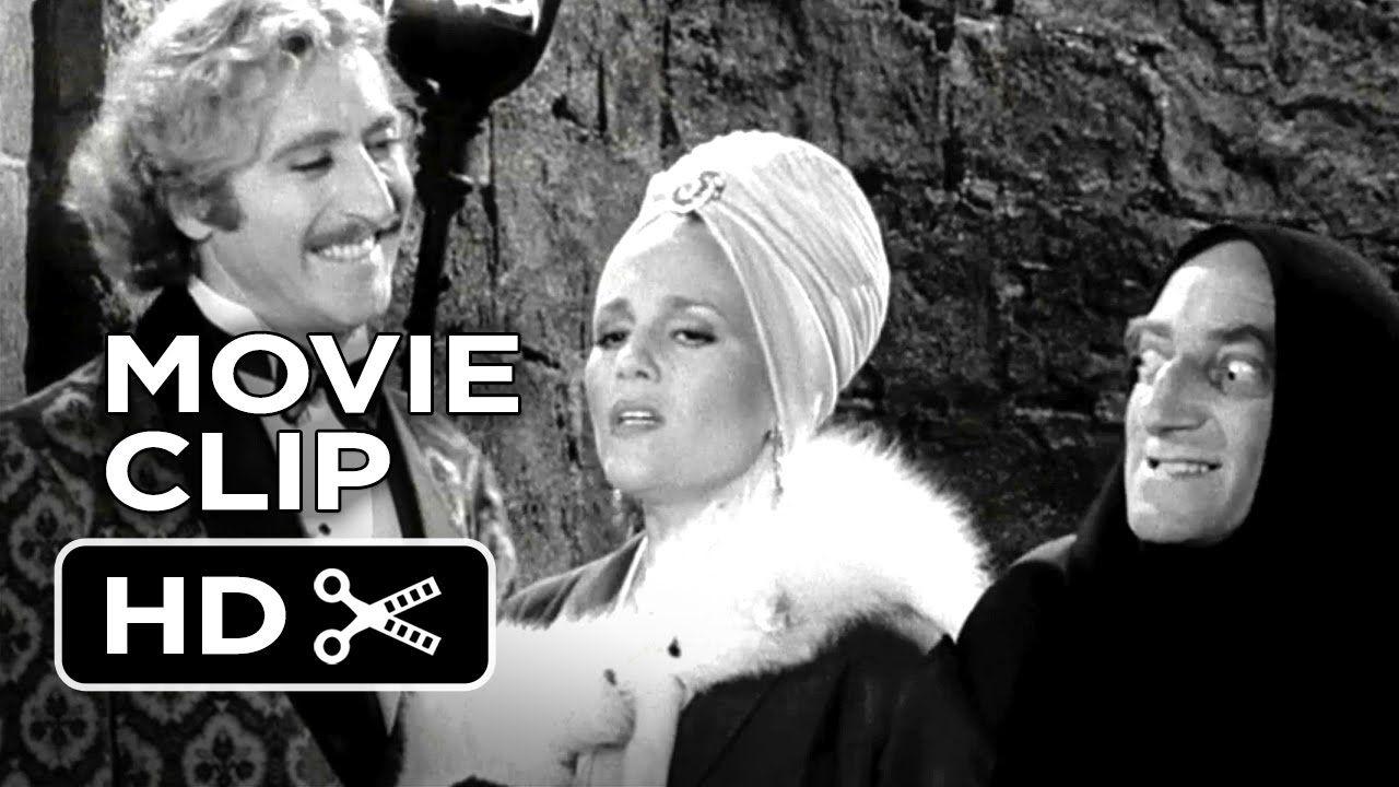 Young Frankenstein Movie CLIP Igor (2014) Gene Wilder