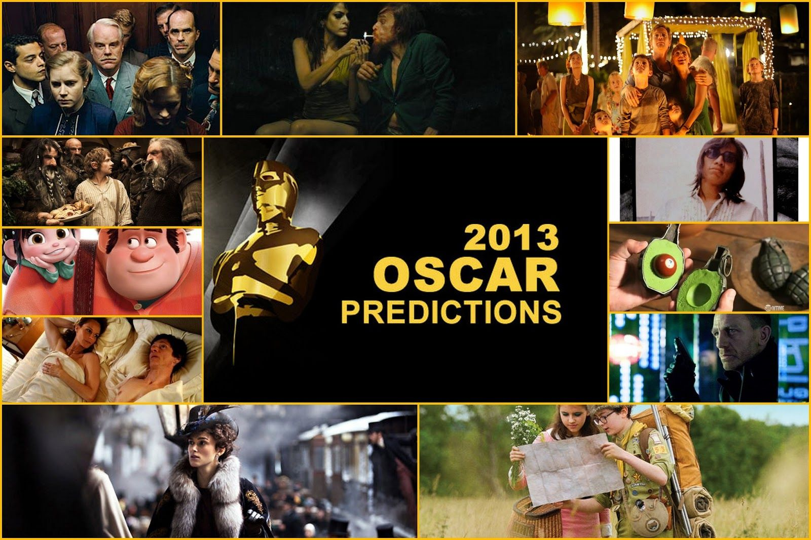 It's on! MoviefiedNYC's 2013 Daring Oscar Predictions and who we think SHOULD WIN! http://www.moviefiednyc.com/2013/02/its-on-moviefiednycs-2013-daring-oscar.html
