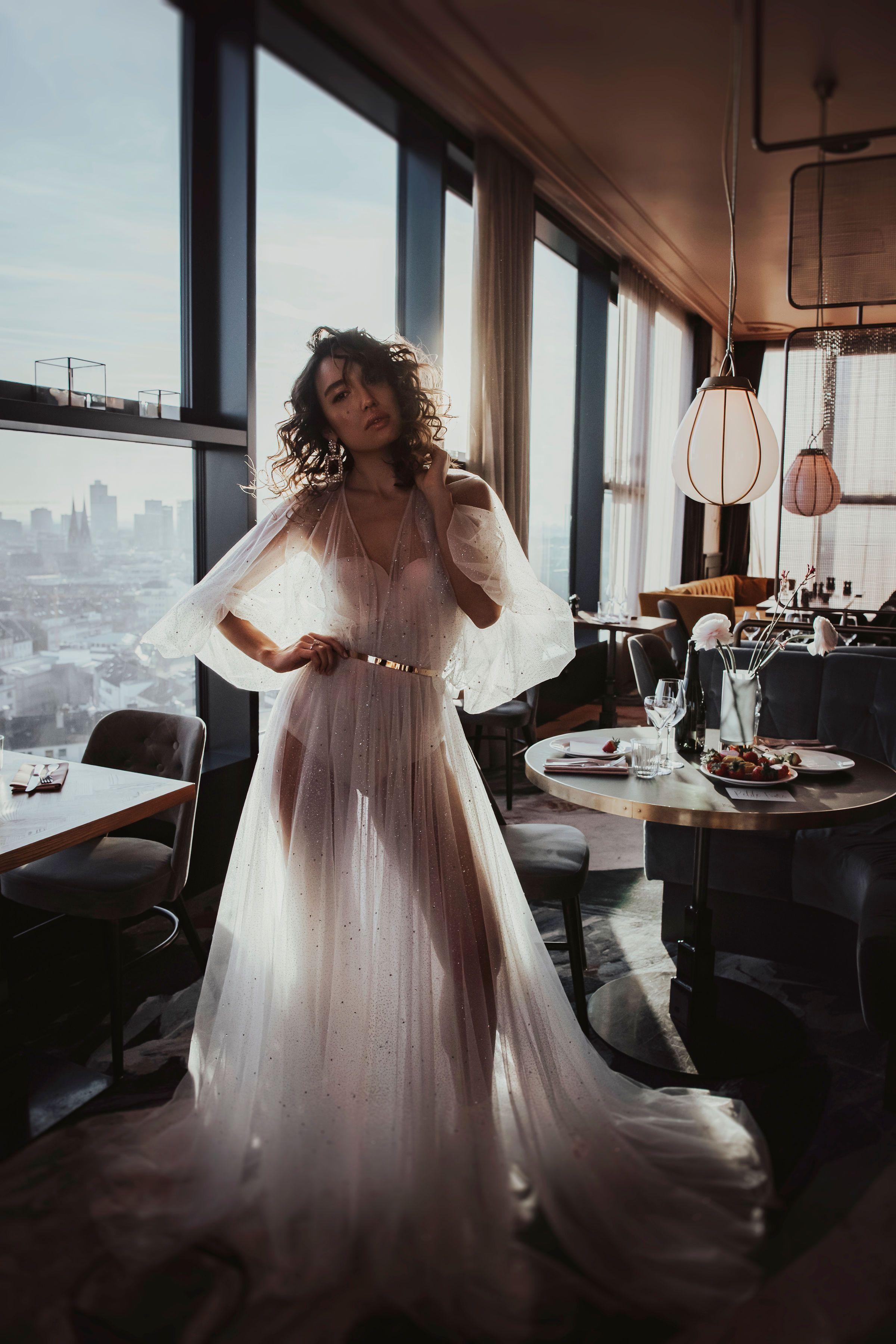 Sparkling Bride  Hochzeitskleid noni, Hochzeitskleid elegant