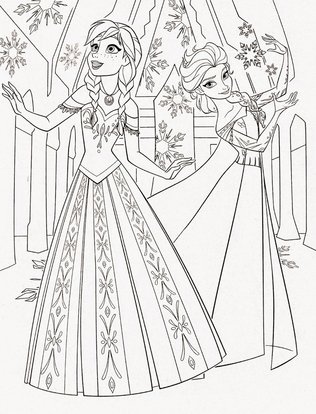 Elsa Frozen Coloring Pages Only Coloring Pages Disney Princess Coloring Pages Frozen Coloring Elsa Coloring Pages