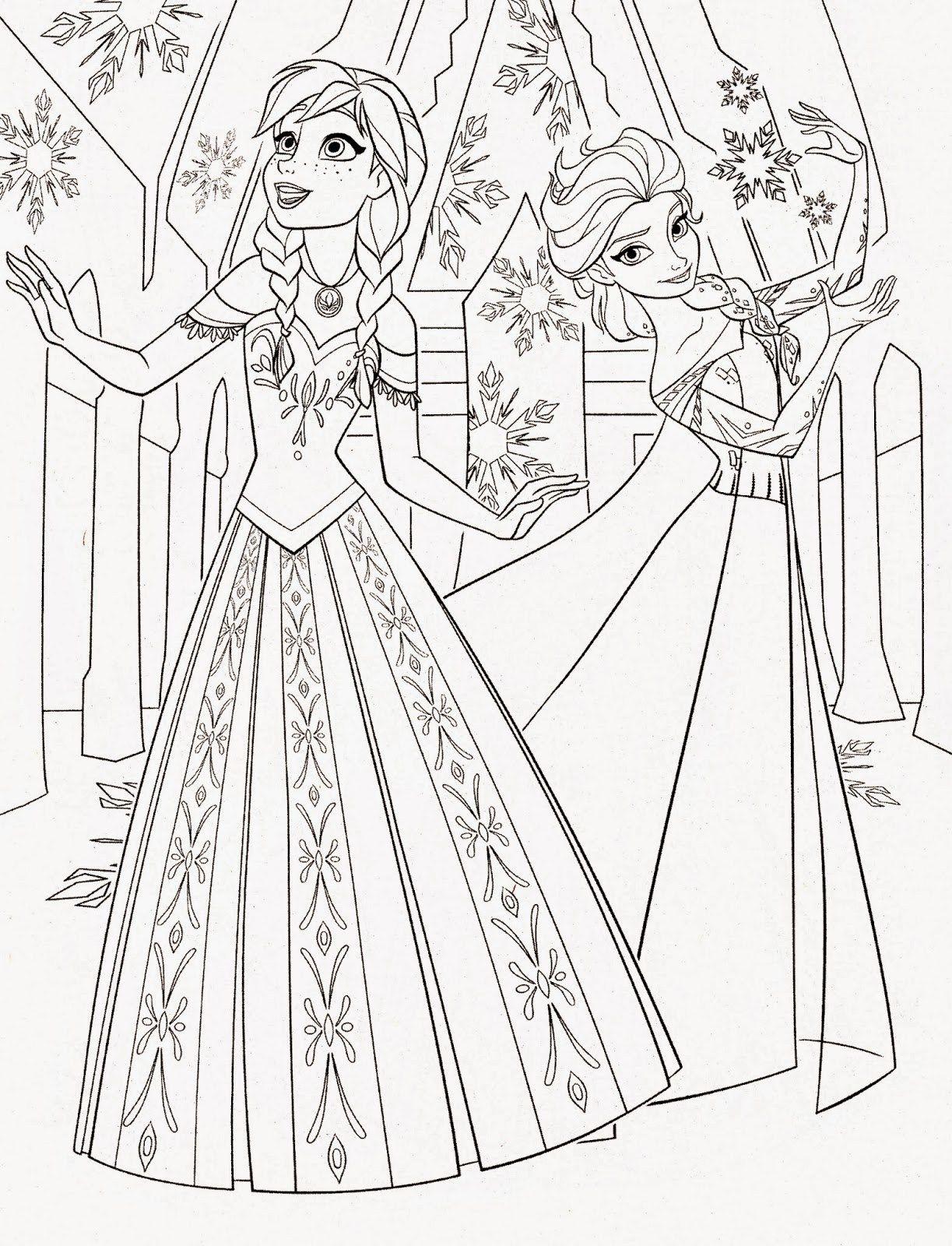 Disney Princess Frozen Elsa And Anna Coloring Pages Jpg 1223 1600 Elsa Coloring Pages Frozen Coloring Pages Disney Princess Coloring Pages
