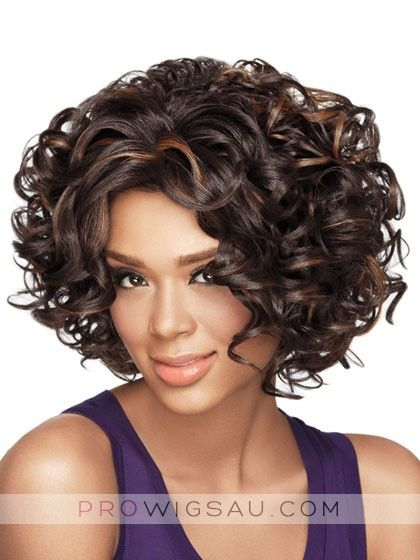 Short Wigs Pictures