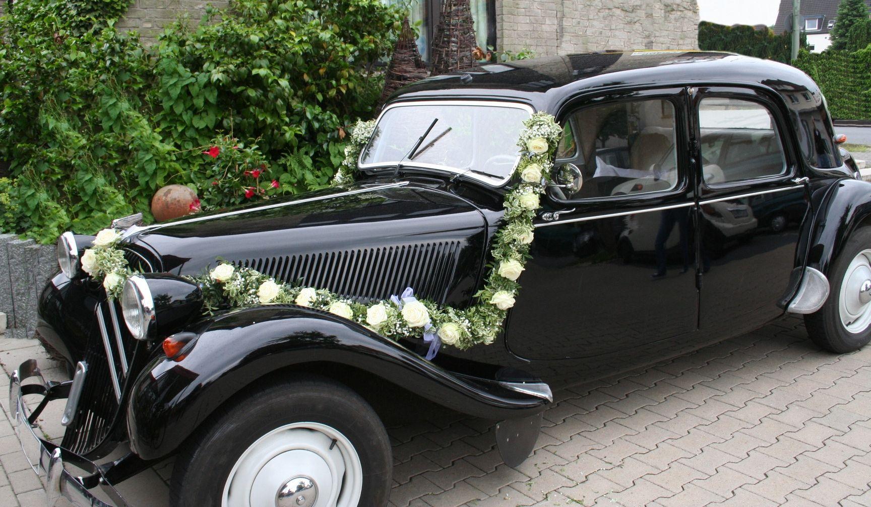 Blumen Wilking blumenschmuck für das auto zur hochzeit blumen wilking de