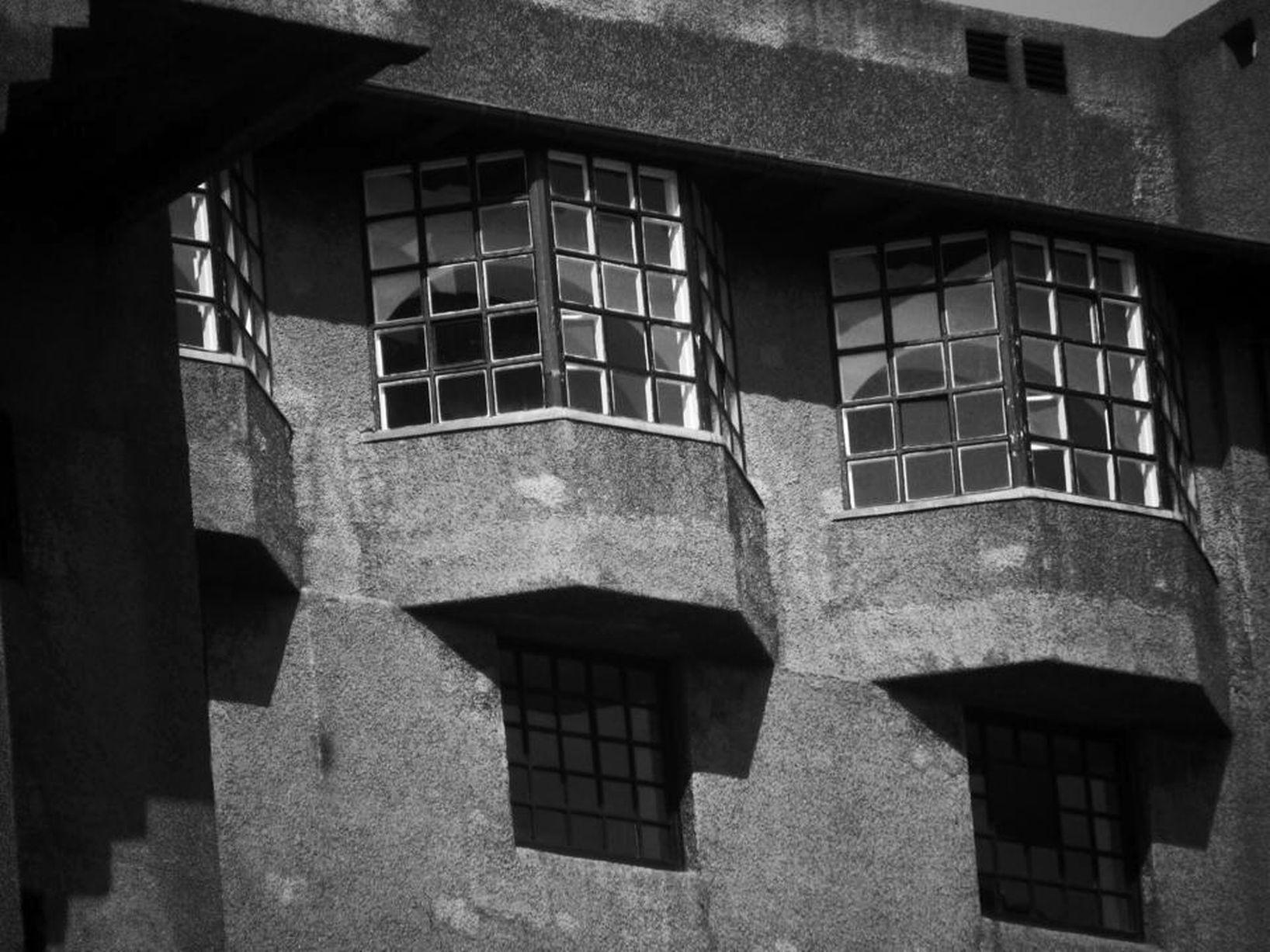 Glasgow School of Art from Charles Rennie Mackintosh exhibition