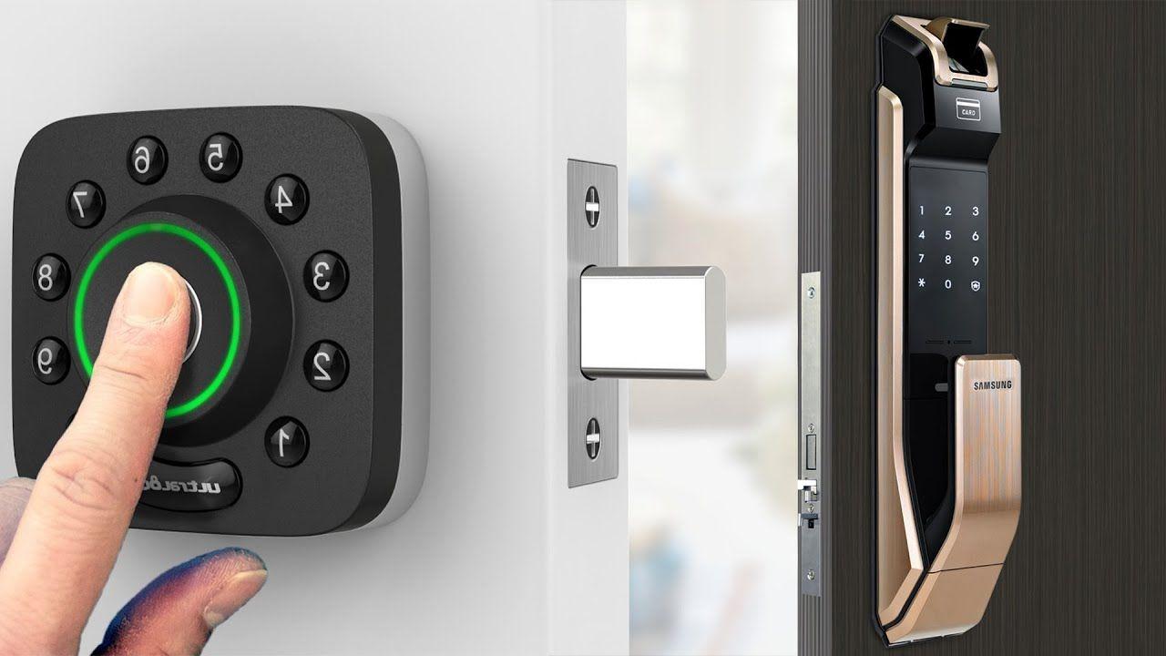 Best 4 Smart Door Locks 2020 For Home Security In 2020 Smart Door Locks Keyless Door Lock Smart Lock