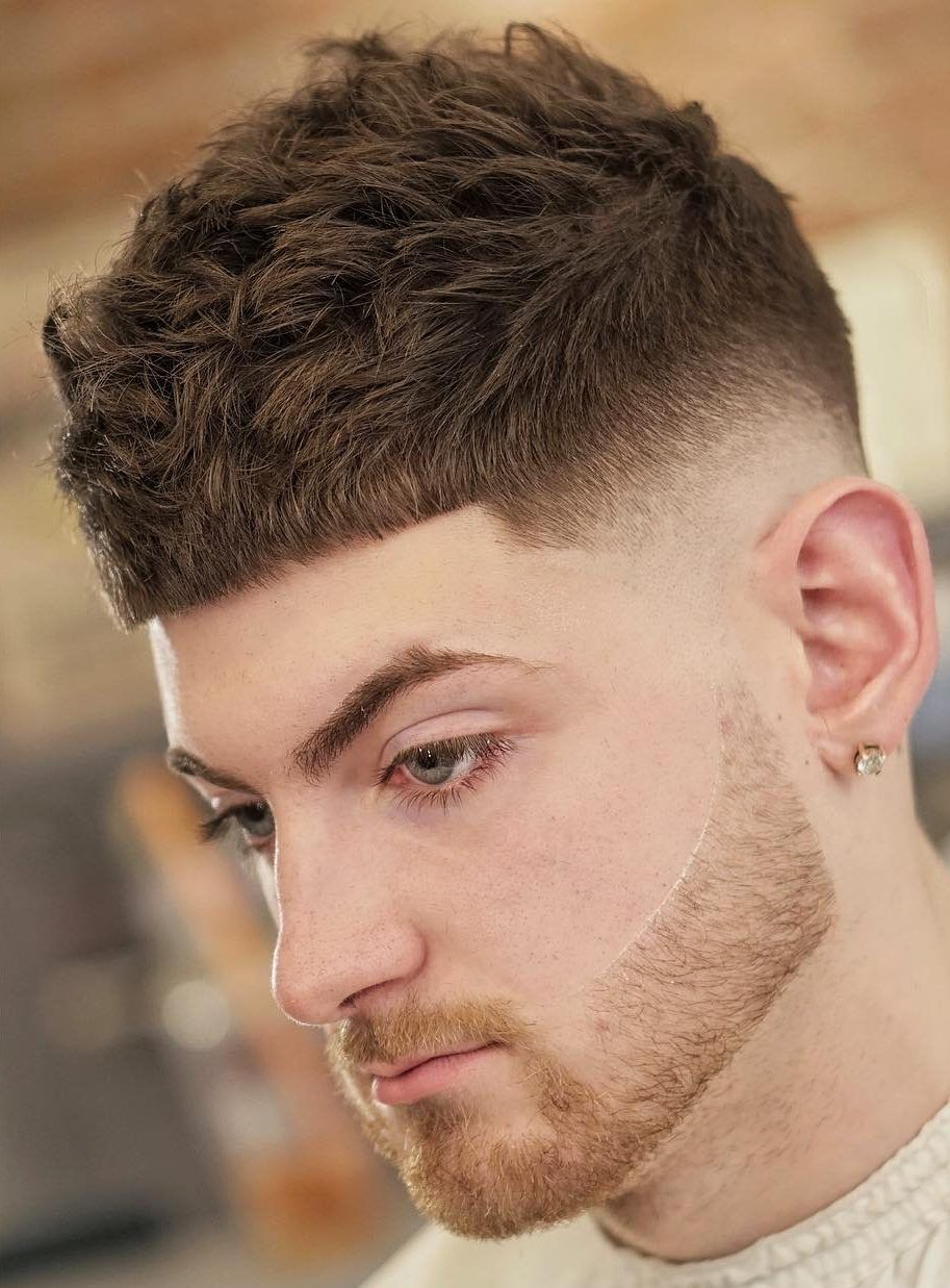 Mens Short Hairstyles For 2017 Gentlemen Hairstyles Toc đẹp Kiểu Toc Toc Nam