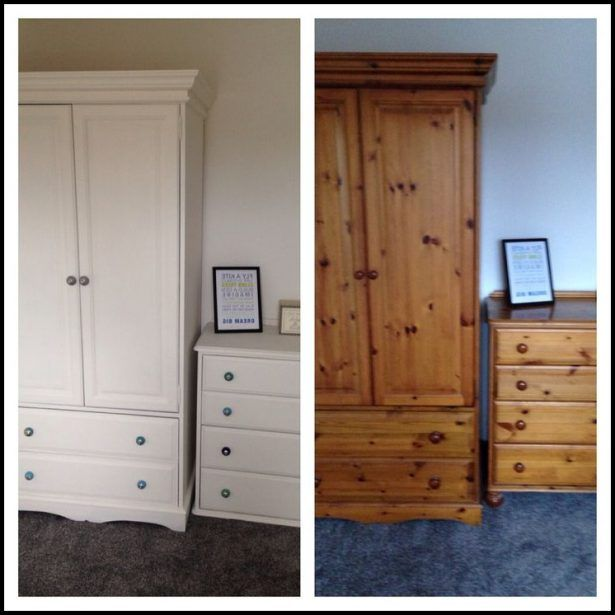 Beautiful Wardrobe Chest Of Drawers