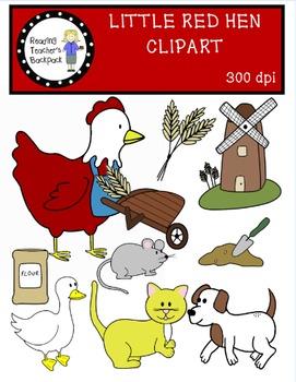 Little Red Hen Clipart Little Red Hen Clip Art Hen