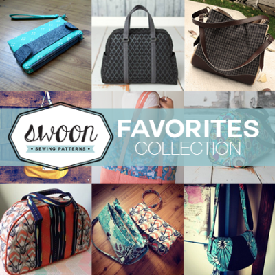 Swoon Favorites Collection | Sewing patterns, Patterns and Bag