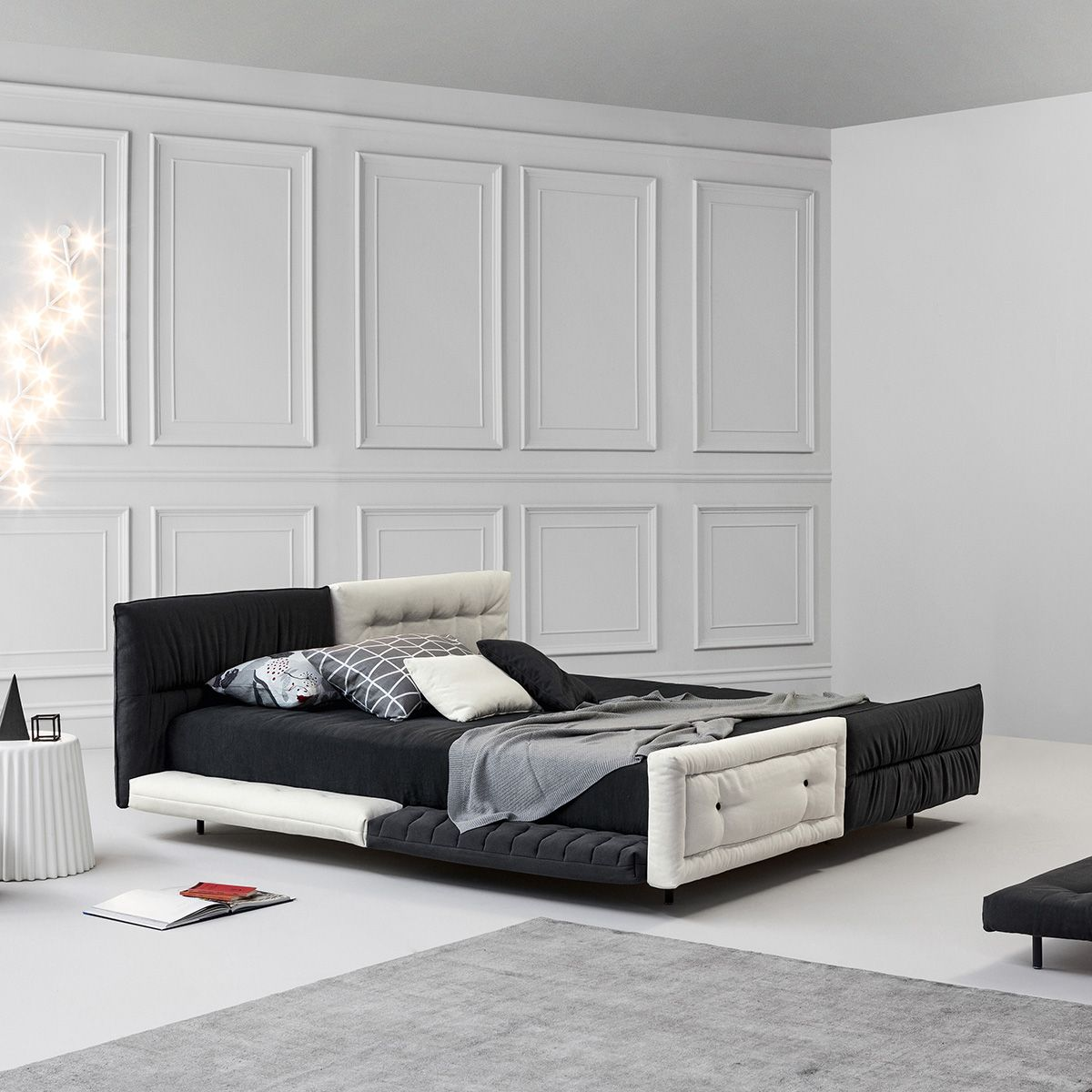 Alvar Bed - Design Depot Furniture - Miami Showroom | 床 | Pinterest ...