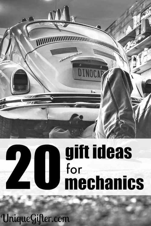 0b095b5182295 These are great gift ideas for mechanic or the
