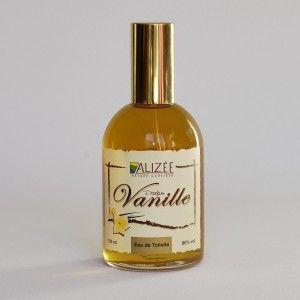 Eau de Toilette Parfum Vanille