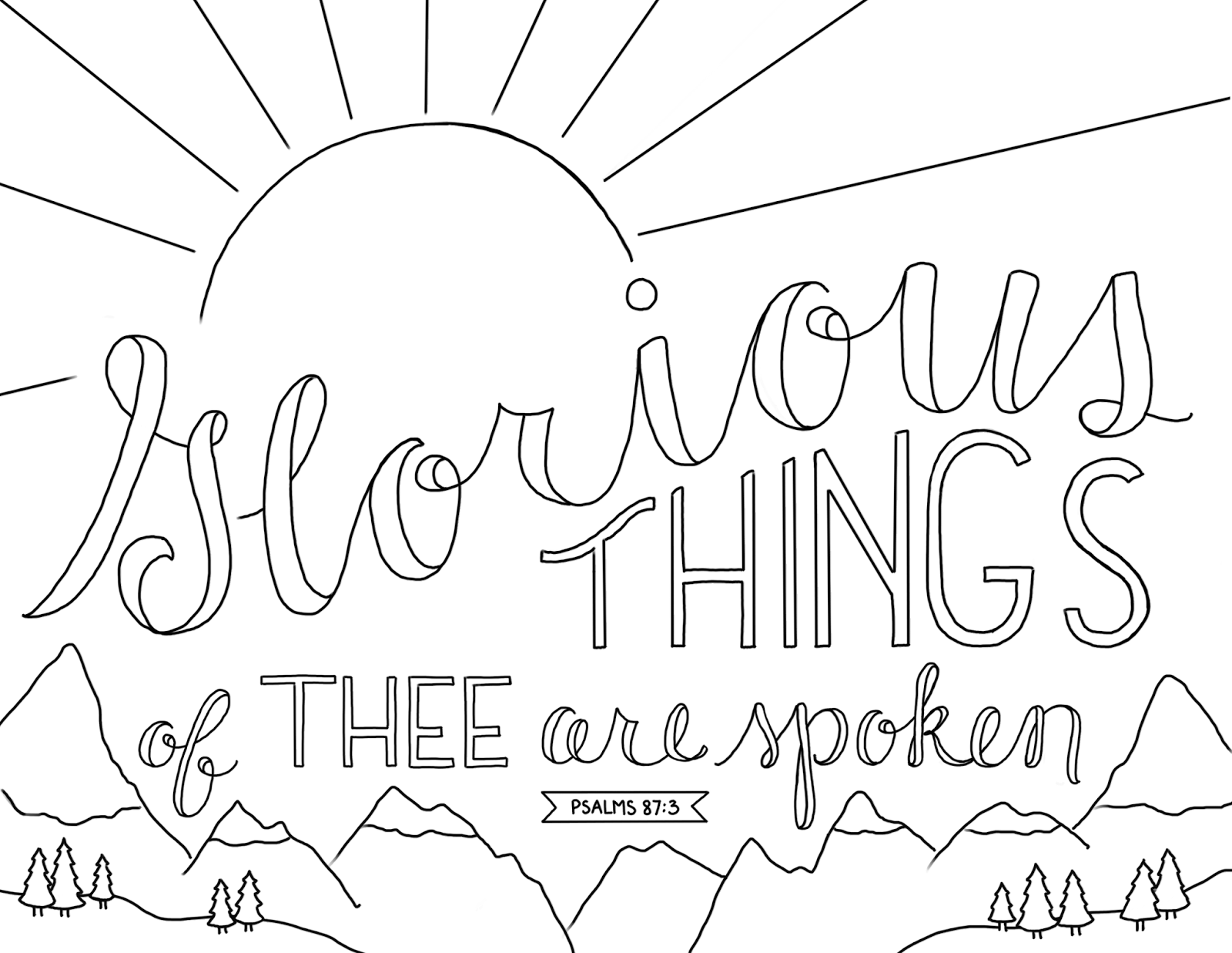 Just What I Squeeze In Coloring Page 9 Glorious Things Of