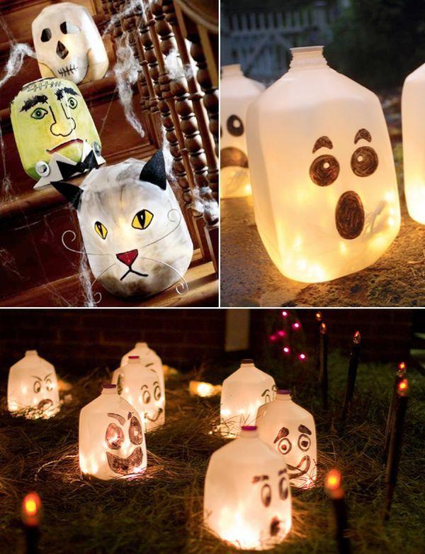Idées de décoration pour Halloween DIY