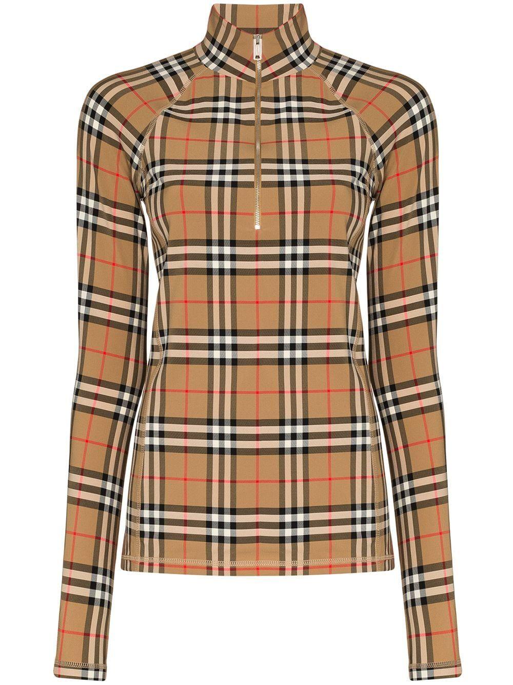 Baju Burberry
