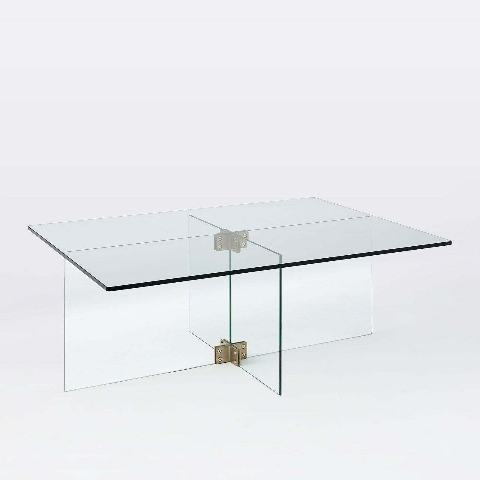 Clear Furniture Is The Answer To A Clutter Free Small Room In 2021 Coffee Table Glass Coffee Table Living Room Coffee Table [ 1600 x 1600 Pixel ]