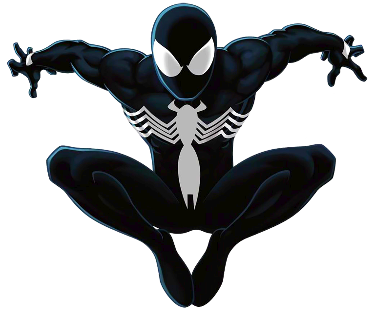 Black Suit Spider Man Ultimate By Alexiscabo1 On Deviantart Marvel Ultimate Spider Man Spiderman Comic Spiderman Tattoo