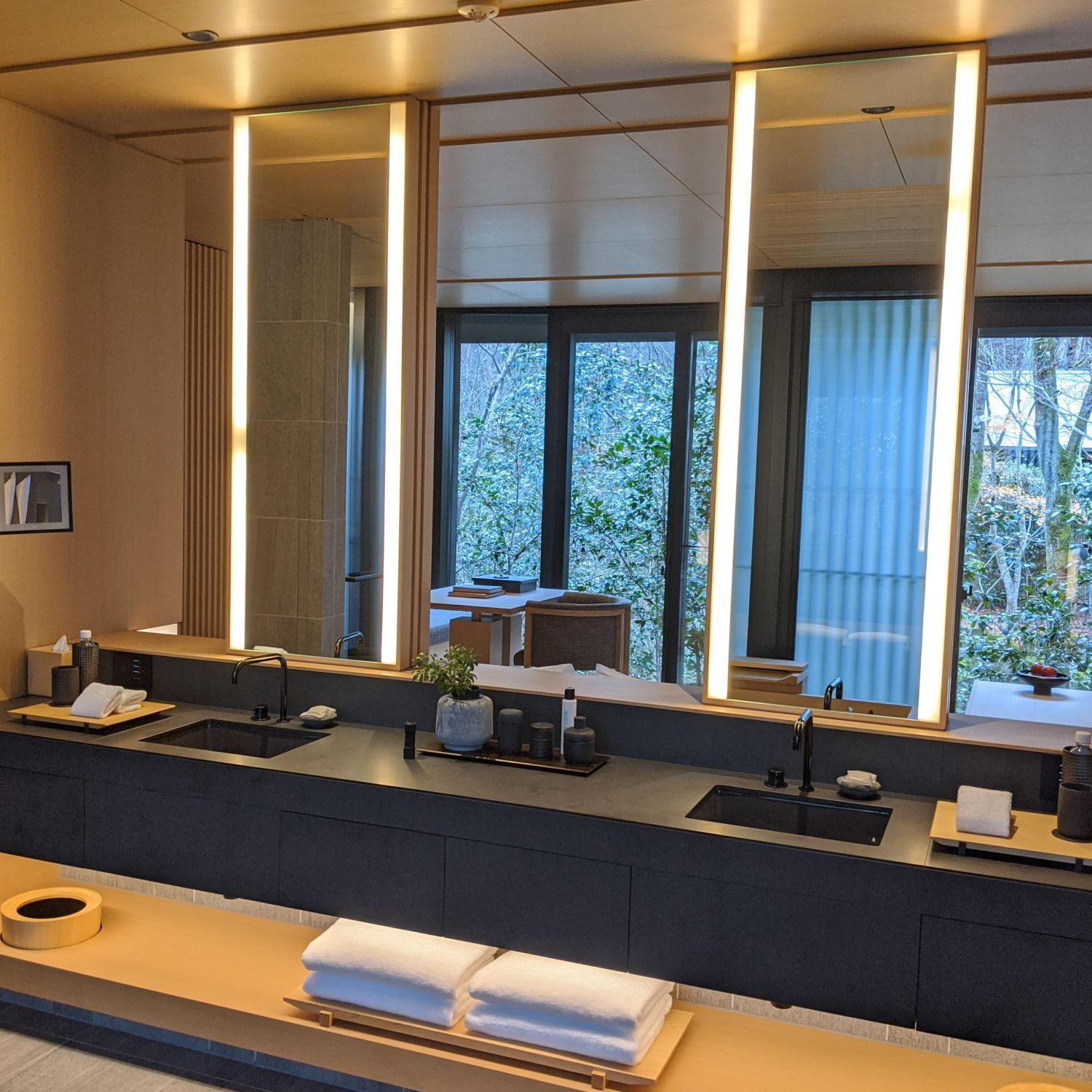 Hotel Review Aman Kyoto (Kaede Room) Tranquil, Forested