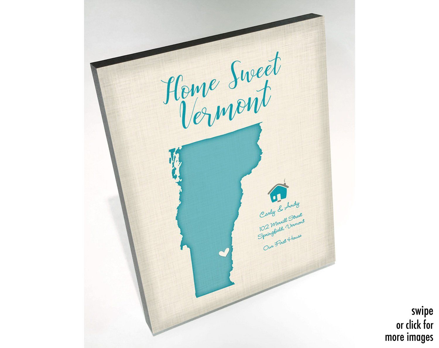 Vermont Map First House T Home Sweet Vermont New