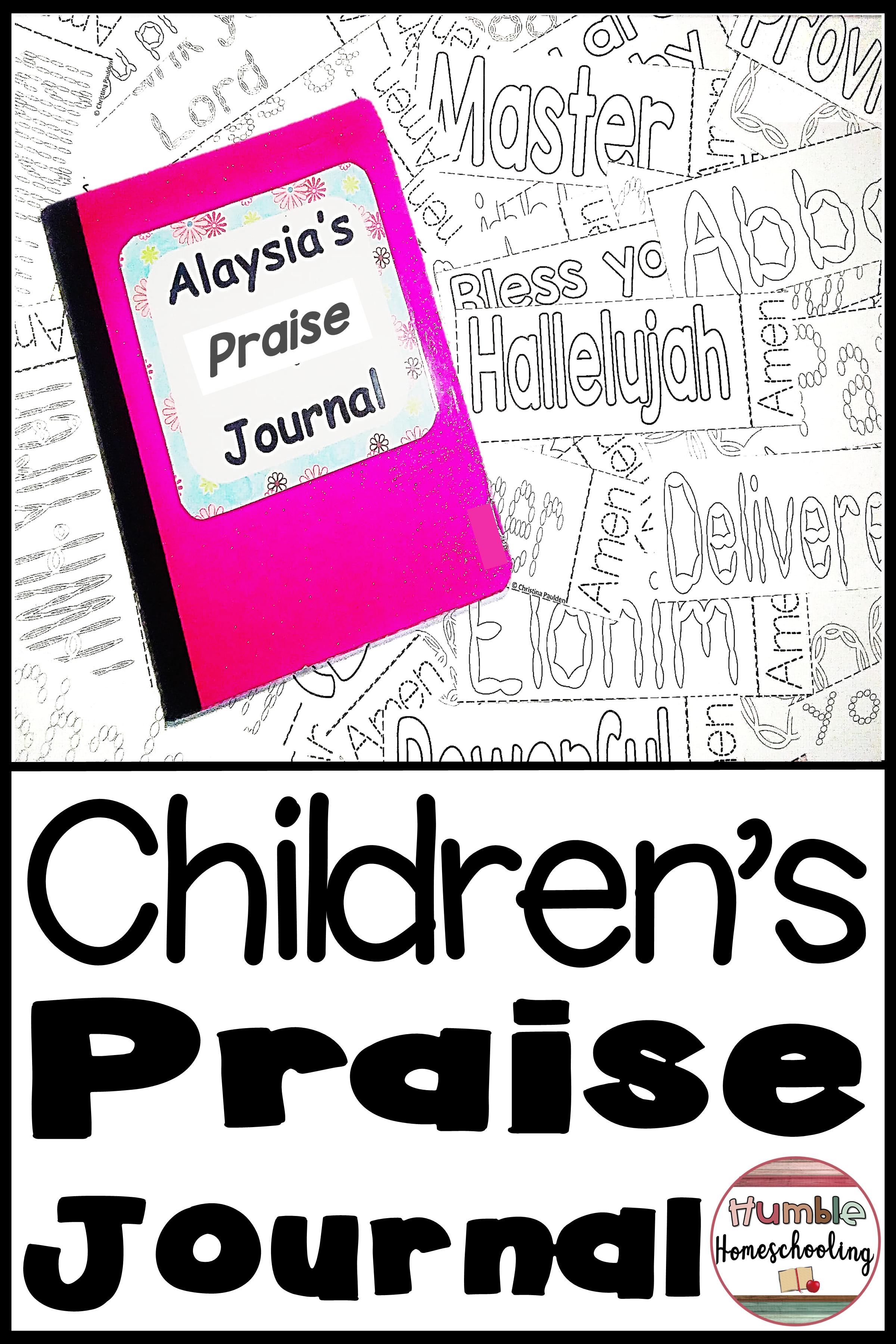 Prayer Journal Bundle Kids Prayer Journal Kids Journal Prayer Journal [ 3600 x 2400 Pixel ]