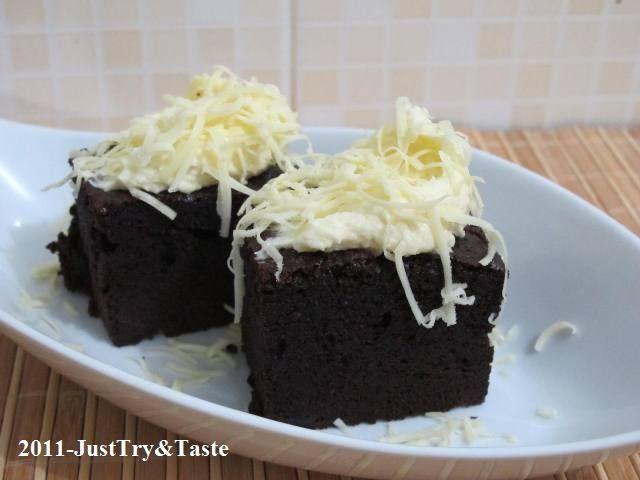 Resep Pembaca Jtt Brownies Lezat Legit Ala Chanti Makanan Resep Kue Kue