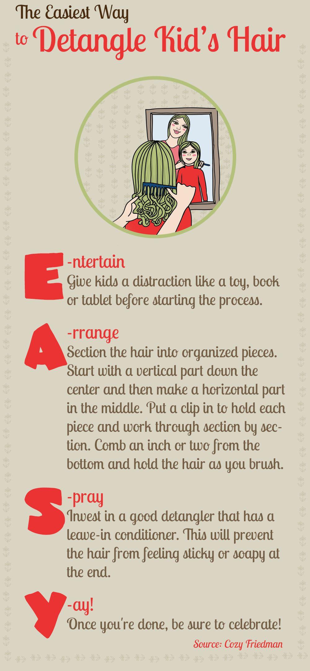 0d823811f5133413c34790c3a399dee8 - How To Get Knots Out Of Children S Hair