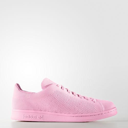 Stan Smith Primeknit Schoenen roze | Schoenen, Stan smith