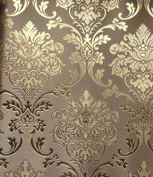 Light Gold Pattern Wallpaper | Stencil | Pinterest | Gold ...