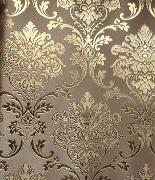 Light Gold Pattern Wallpaper Wallpaper Decor Home Wallpaper Room Wallpaper