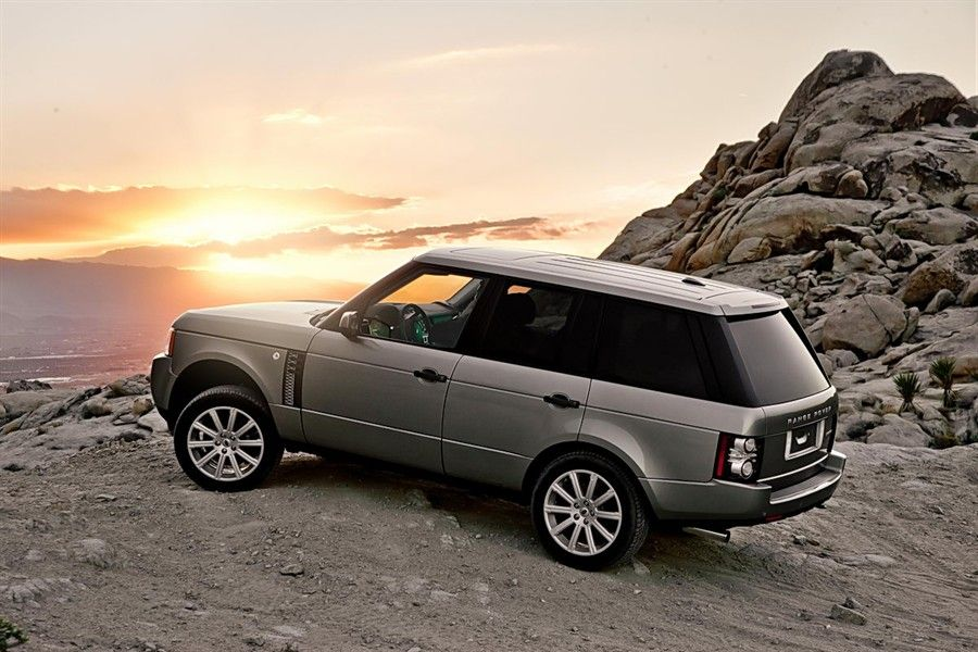 2011 Land Rover Range Rover Hse Range Rover Hse Range Rover Supercharged Range Rover Wheels