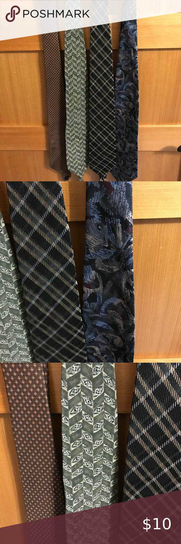 4 Ties Stafford Austin Reed Placenza Towncraft 4 Ties Stafford Performance 100 Silk Austin Reed 100 Silk Placenza 100 Ita Austin Reed Austin Stafford