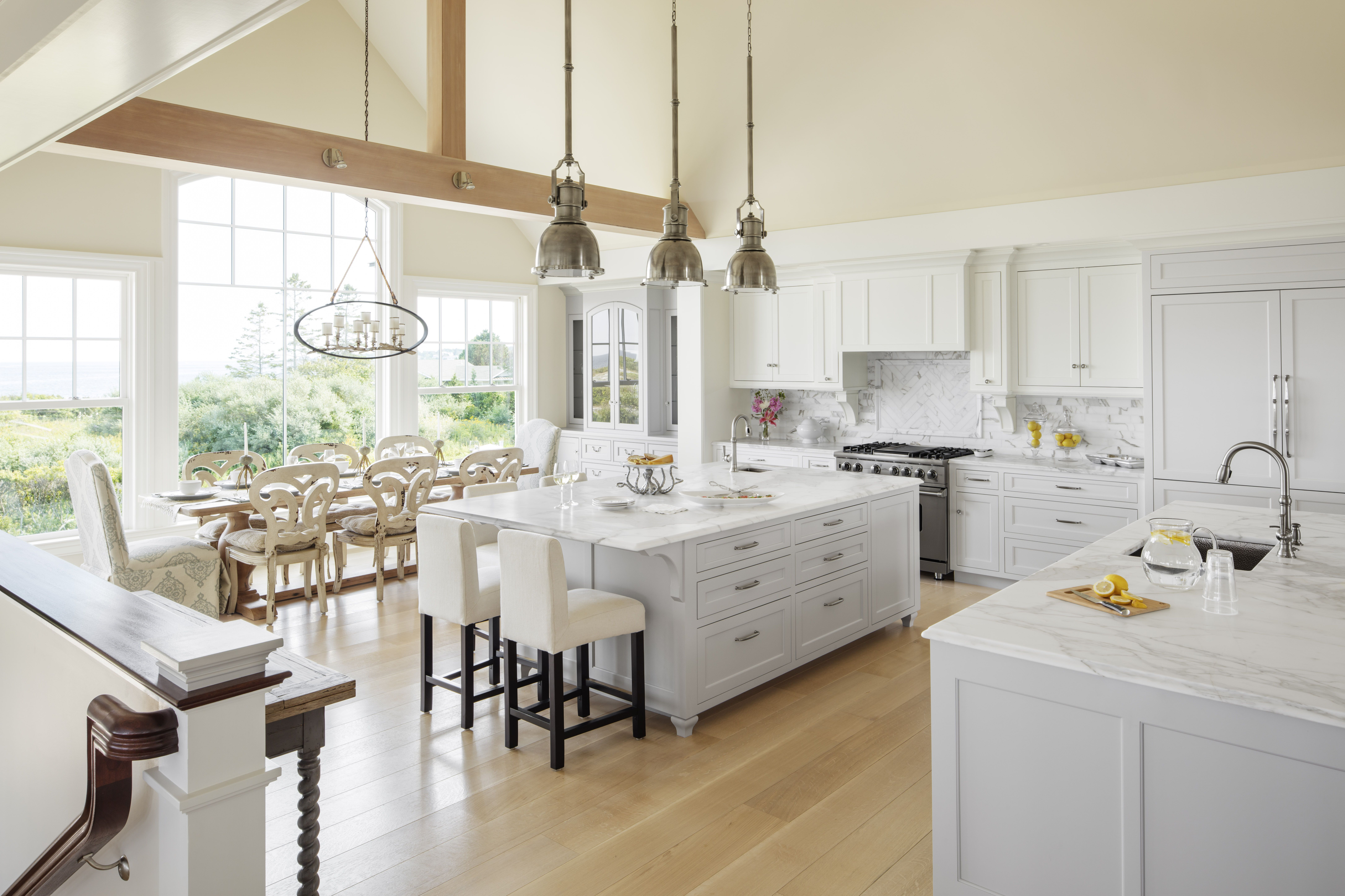 White Oak Floors In Kitchen Instaimage