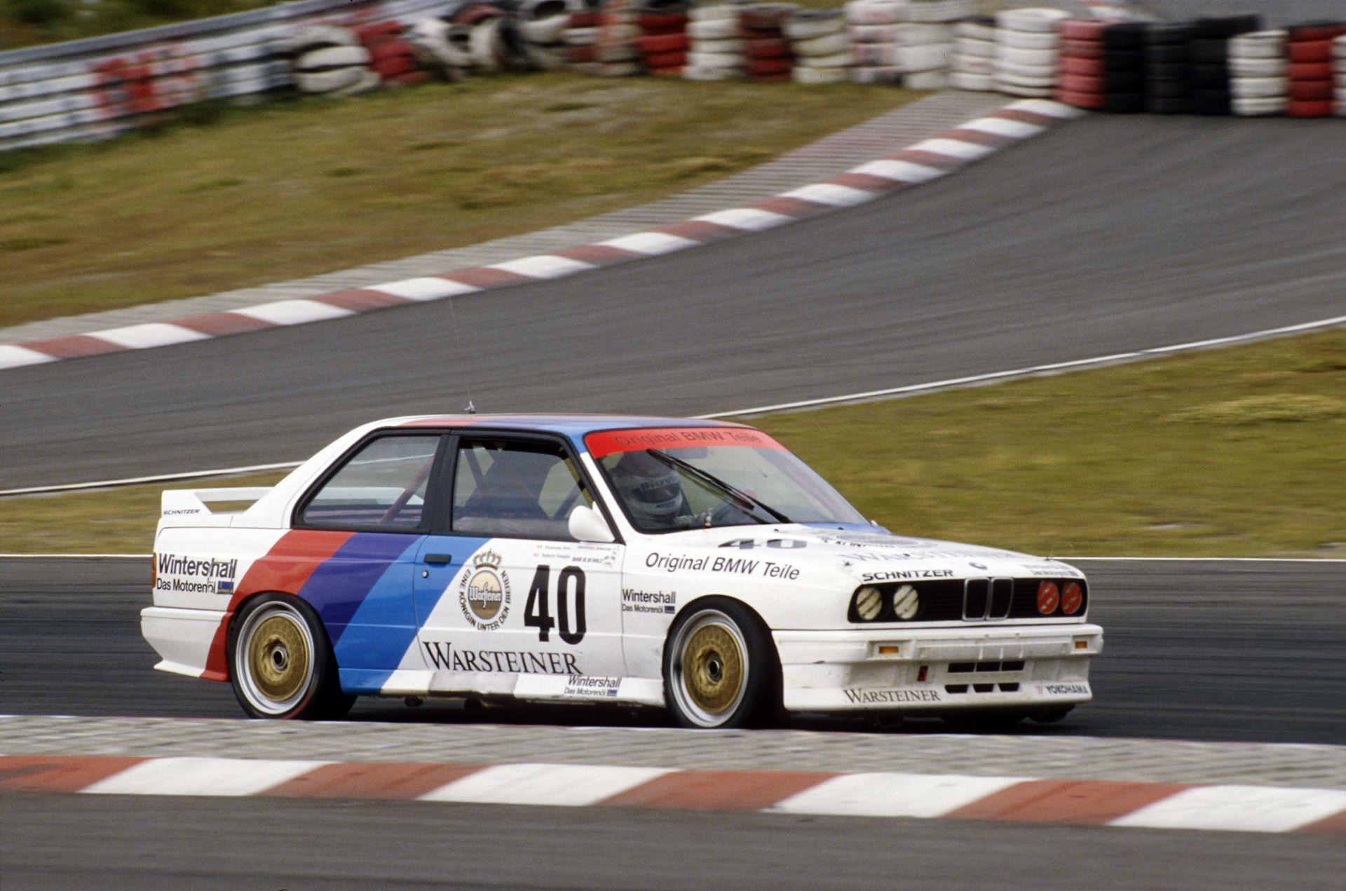 40 years of bmw M cars BMW M Cars Pinterest