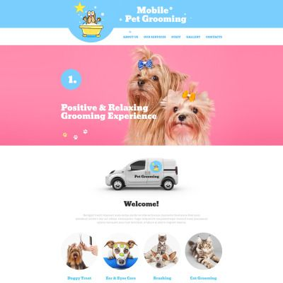 Dog Grooming Pictures For Website