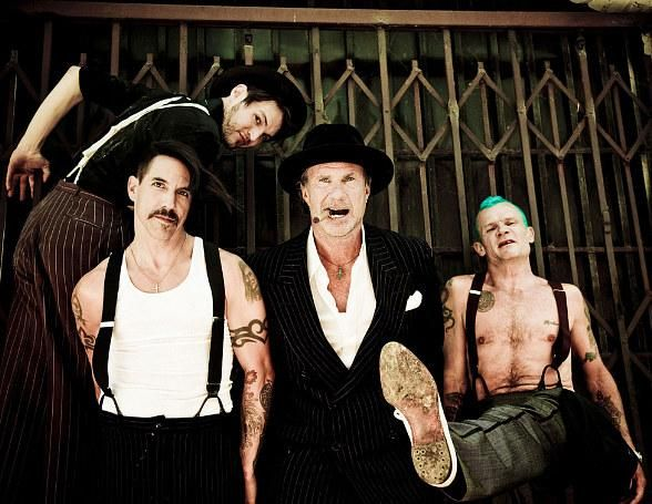 Red Hot Chili Peppers to Ring In 2013 at The Cosmopolitan Of Las Vegas on New Year's Eve