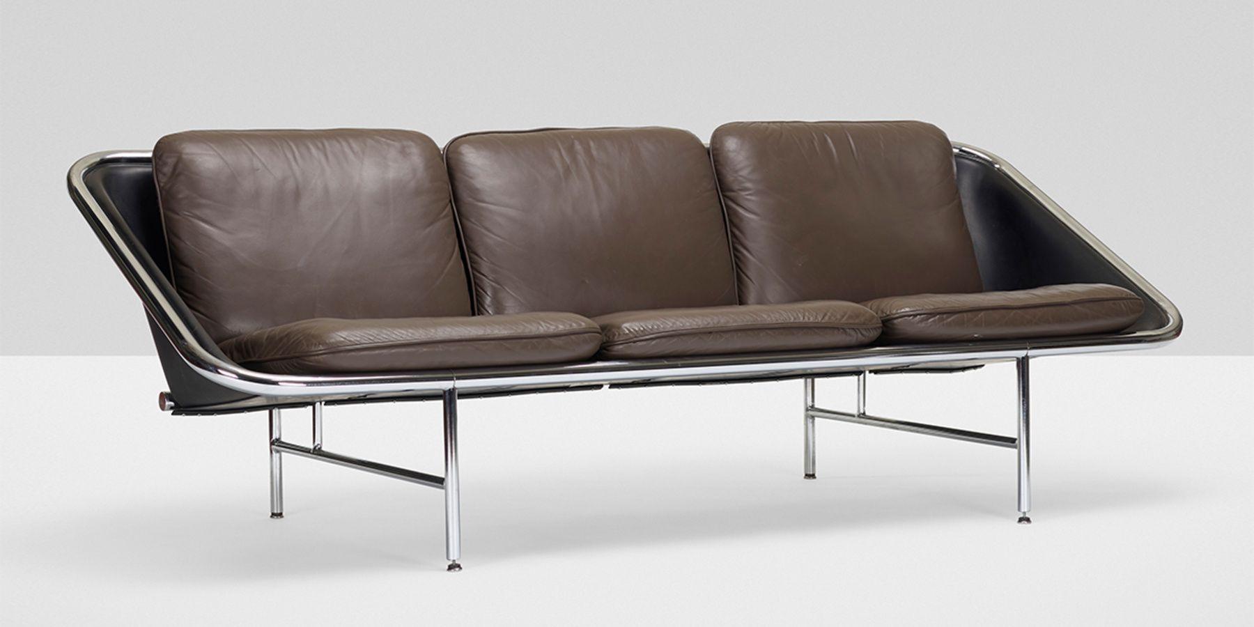 George Nelson Associates Sling Sofa Model 6832 Wright20 Com