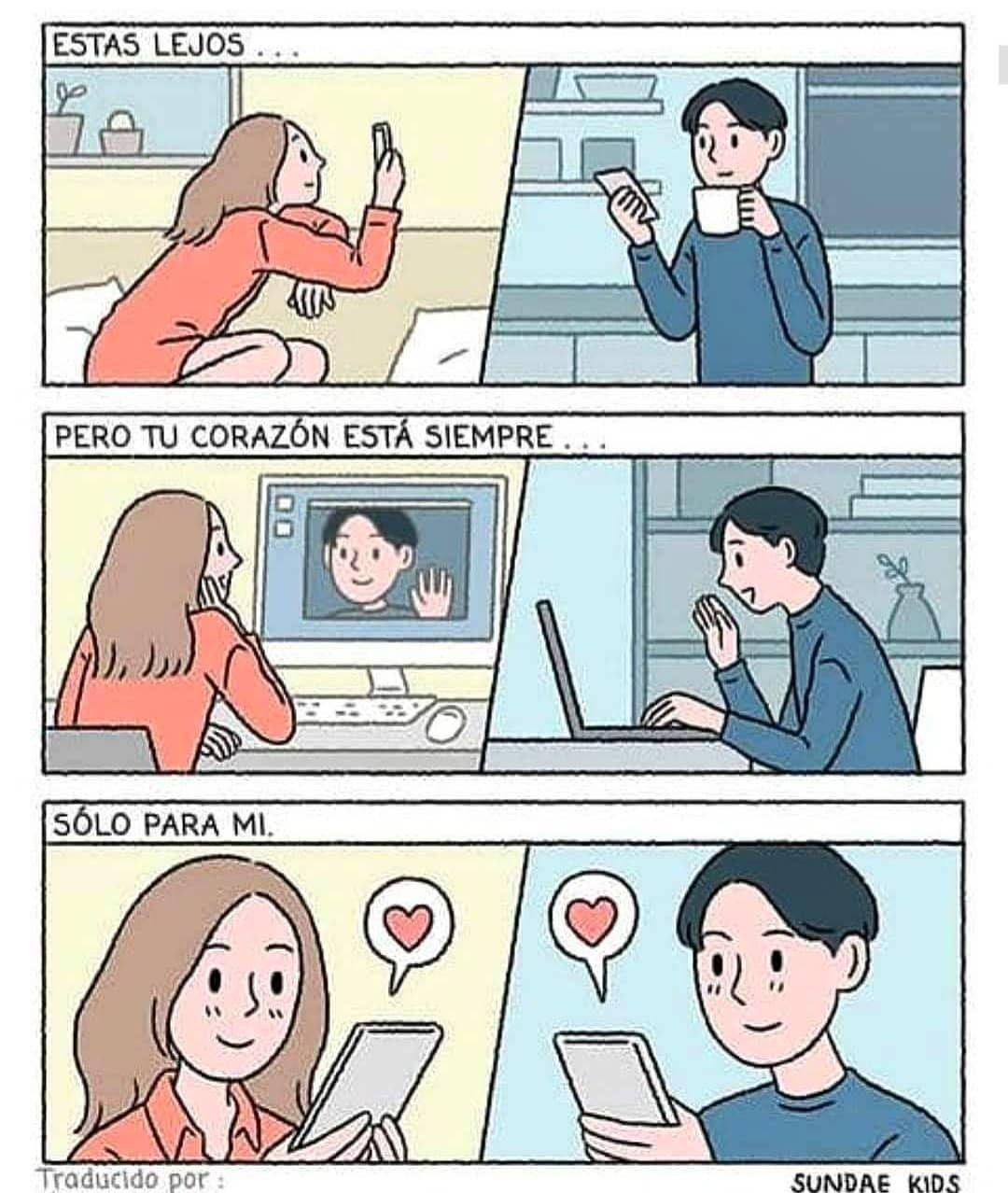 Pin De Sincerely Yours En Amor Desamor Y Otras Cursilerias Historieta De Amor Historietas Divertidas Memes Para Mi Novio