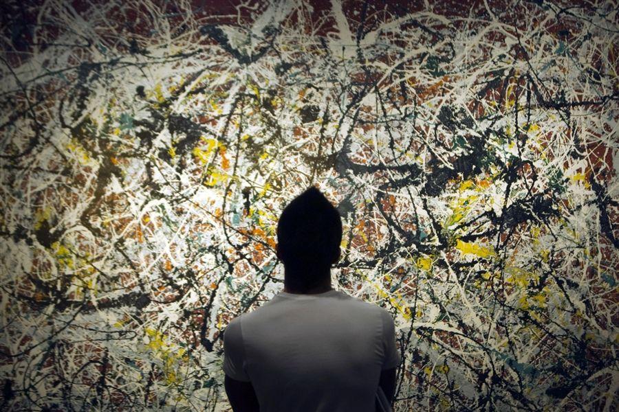 100 years of Jackson Pollock Blog