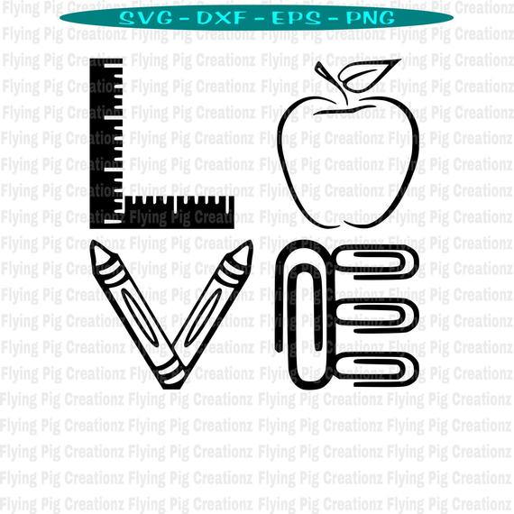 28+ Teacher Svg, Teacher Svg File, Teaching Svg, Pencil Svg, Teach Svg,Svg Design