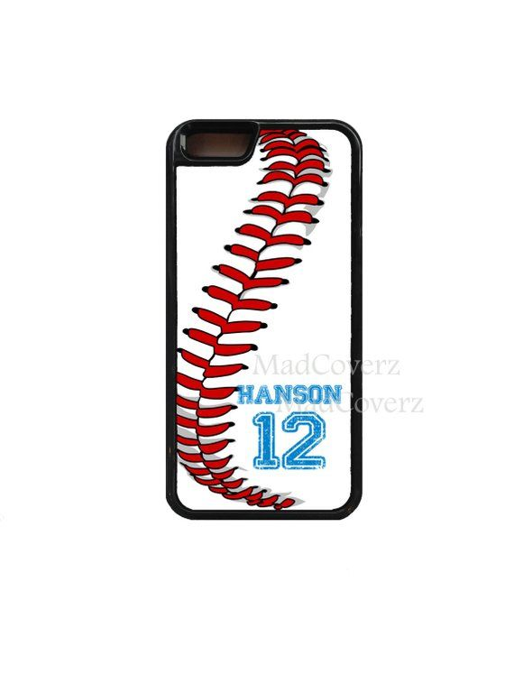 huge discount f8193 152fc Custom Baseball.Personalize Baseball case.iPhone 8 Plus Case.iPhone ...