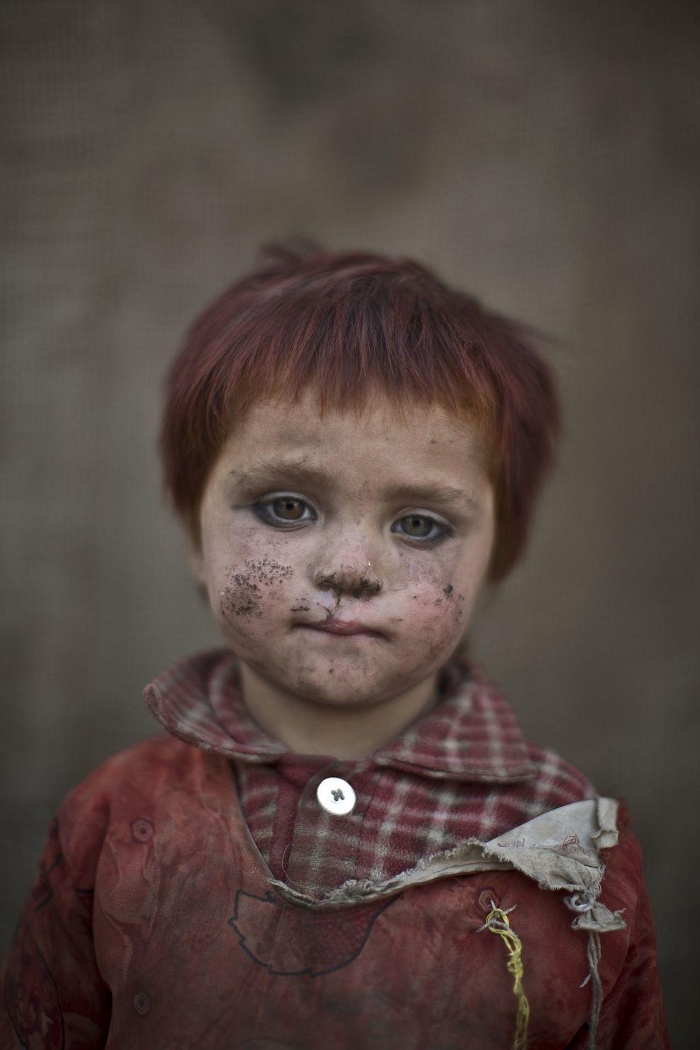 47 Stunning Photographs Of People From Around The World - Muhammed Muheisen / AP
