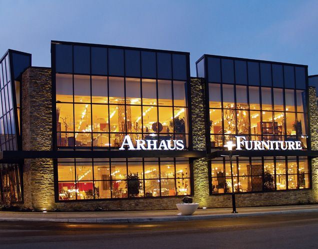 Day Arhaus Furniture Towne Center Feeling Out Of Place As We Were All Gross  From Traveling.