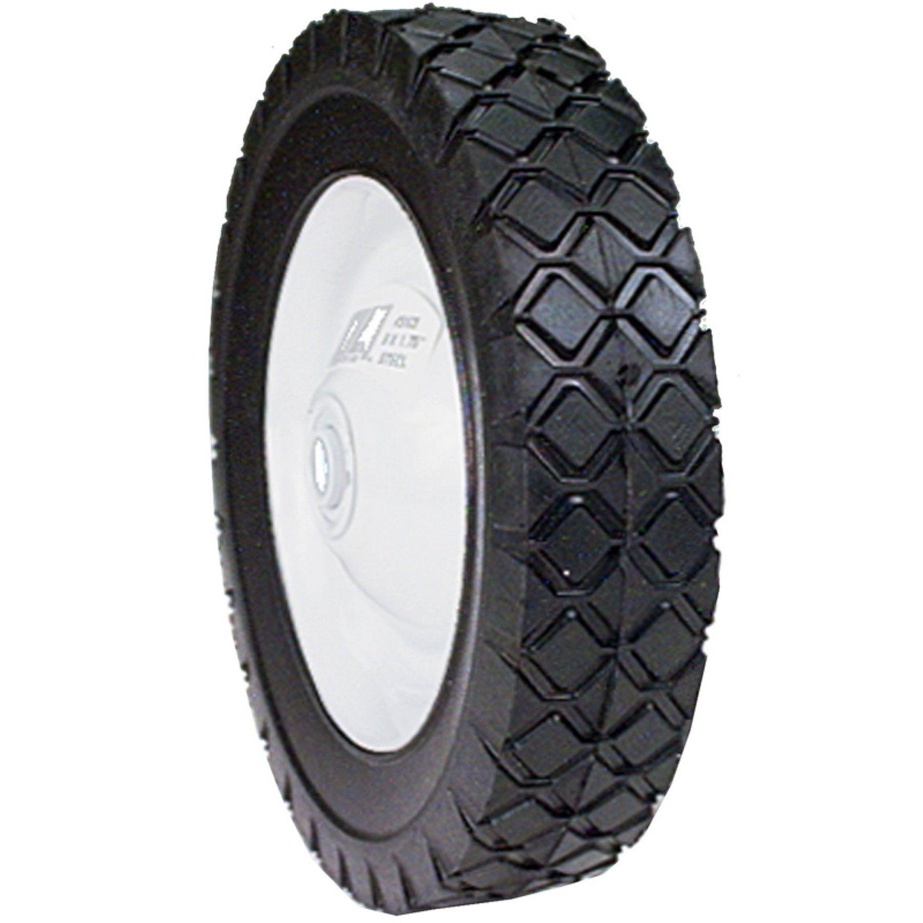 Maxpower Steel Lawn Mower Wheel 1352 3097