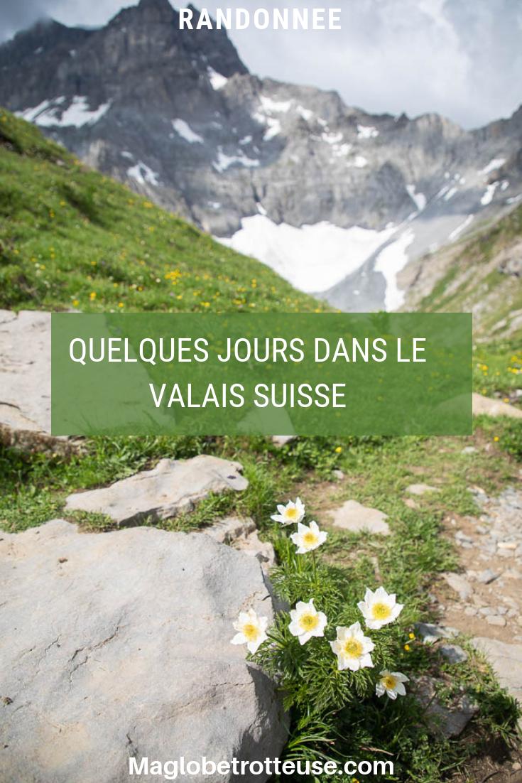 Randonnees En Suisse Randonnee Lac Voyage Suisse
