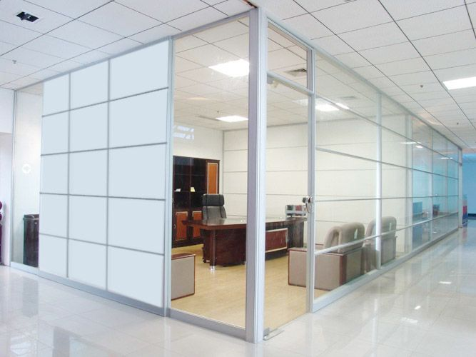 Partition wall gg 001 01 1 glass partition 1950 39 s decor designs pinterest glass partition Interior glass partition systems