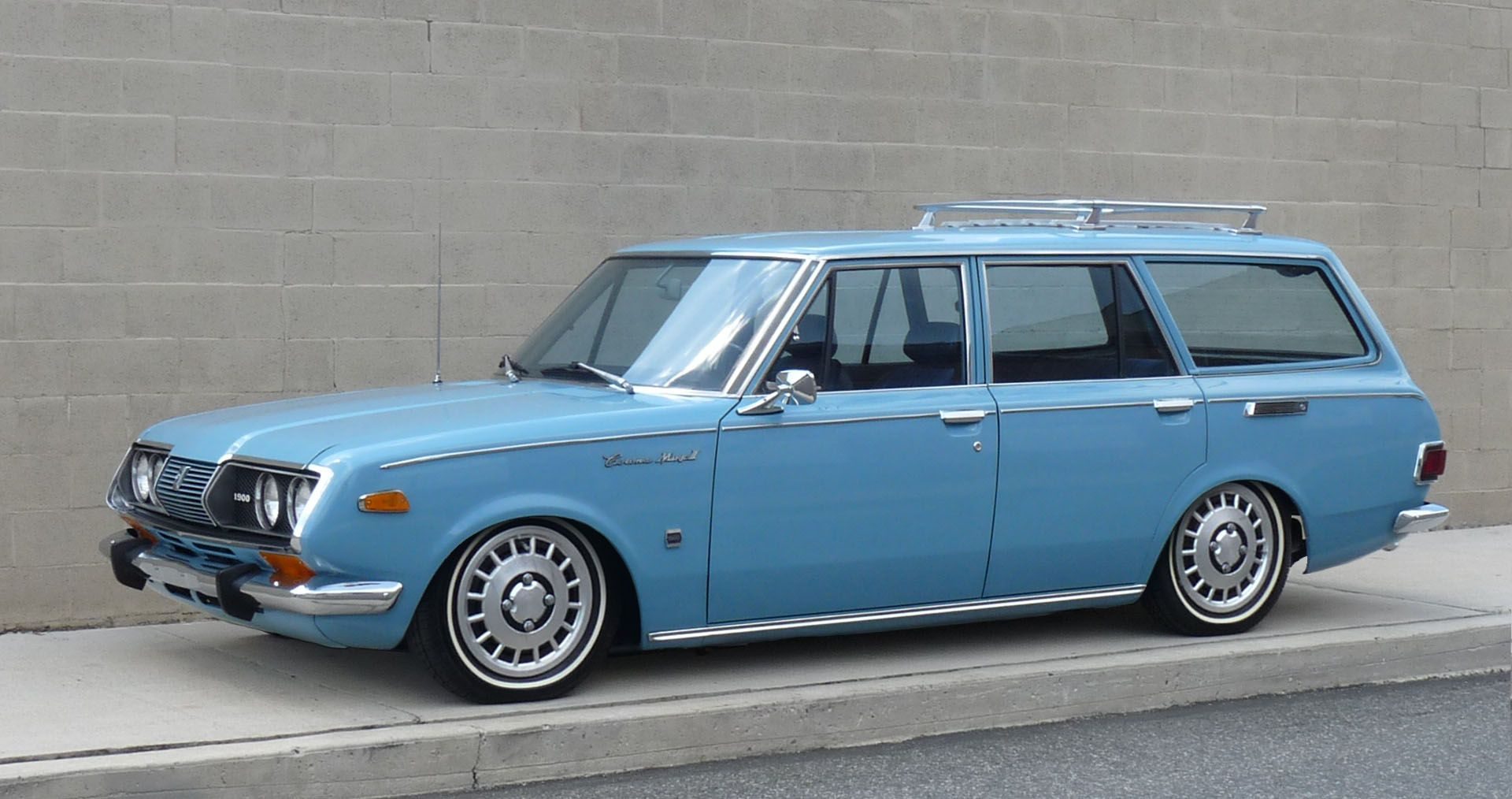 1971 Toyota Corona Mark Ii Wagon Toyota Corona Classic Cars Wagon Cars