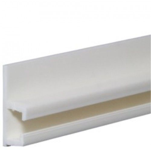Recmar 3110 Plastic Curtain Track 8 Feet Wall Mount Curtain